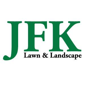 jfk lawn and landscaping logo